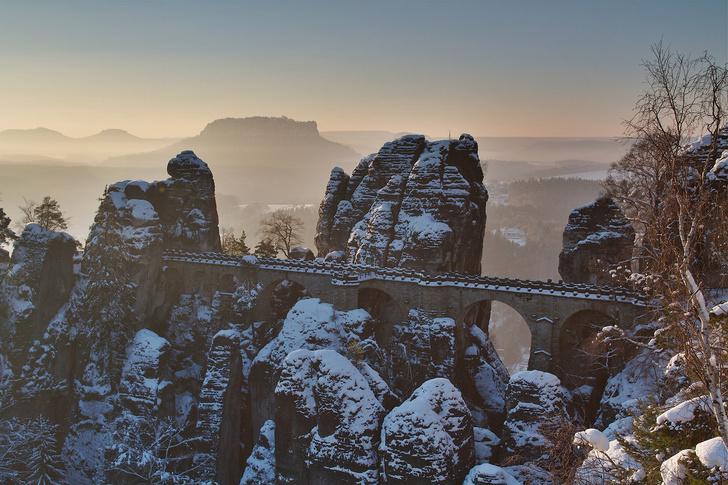 Фото №5 - Идеи для отпуска: Бастайский мост, Германия