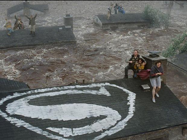 Фото №17 - Бремя спецэффектов: как на самом деле выглядят сцены из голливудских блокбастеров 2016-го