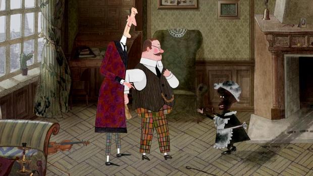 Фото №10 - 100 фактов о Шерлоке Холмсе!