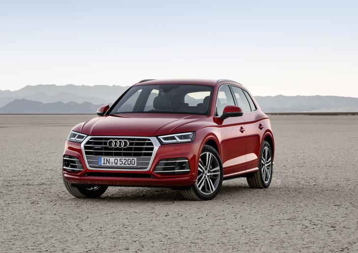 Фото №2 - Audi Ultimate Experience: такого тест-драйва ты ещё не видел