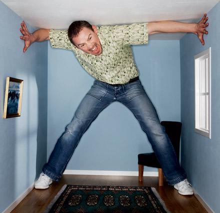 Фото №2 - Как визуально увеличить комнату