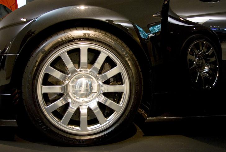 Фото №25 - Гиперкары небесные: история сверхбыстрых автомобилей