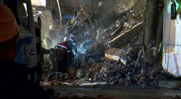 Фото №2 - Мужчина эвакуировал соседей по подъезду за мгновение до обрушения дома