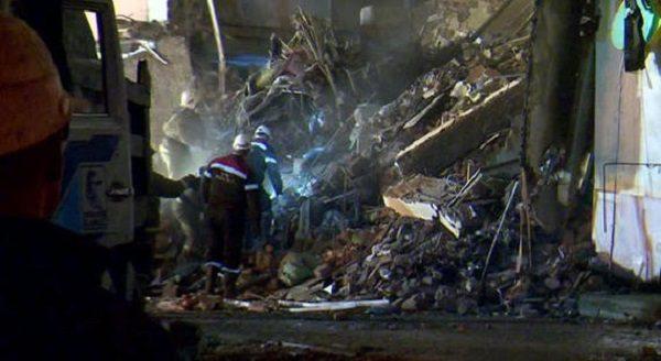 Мужчина эвакуировал соседей по подъезду за мгновение до обрушения дома