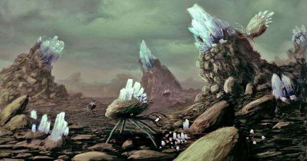 Фото №10 - Эти забавные рептилоиды: как будут выглядеть пришельцы, по мнению ученых