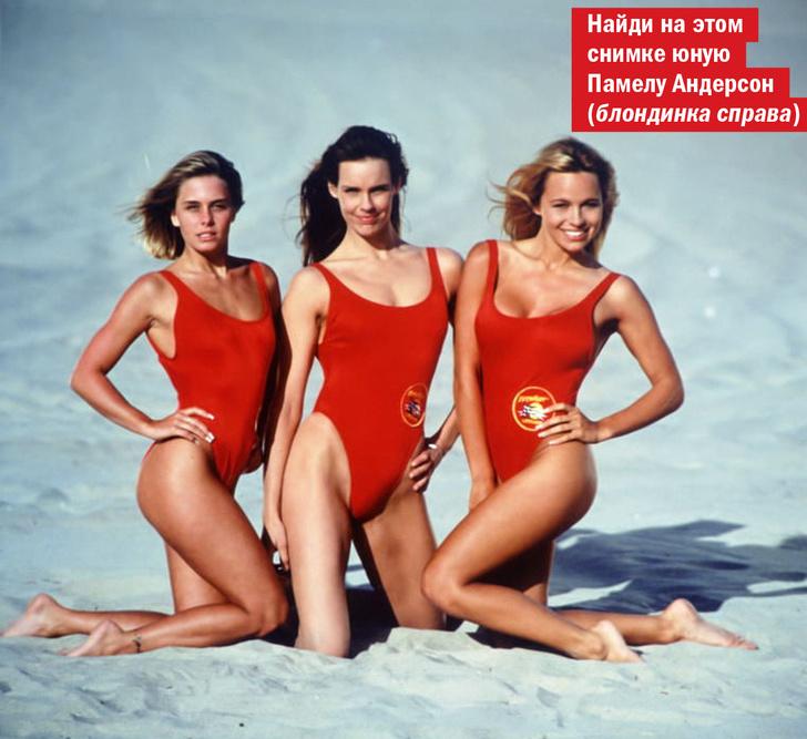Фото №4 - Купание красного купальника: реальная история культового сериала «Спасатели Малибу»