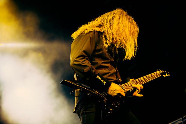 Фото №28 - Megadeth подняли температуру в Москве — посмотри и приобщись!