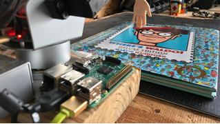 Разработан робот, который ищет Уолли (видео)