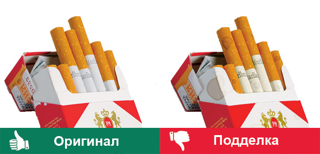 Фото №3 - Как отличить поддельные сигареты, оргазм, женщину и еще 4 вещи