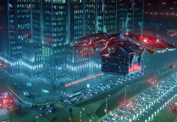 Фото №1 - Вышел трейлер российского фантастического боевика «Аванпост»