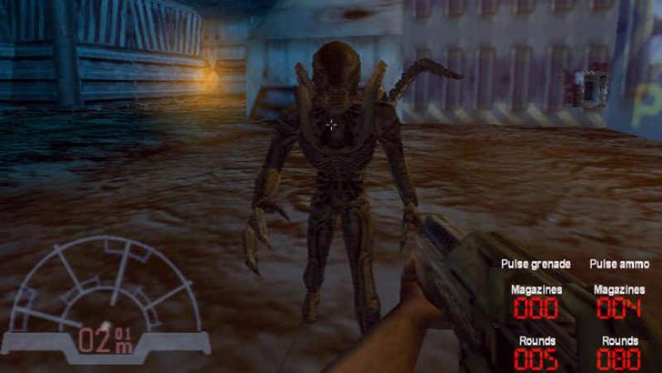 Фото №6 - Дрожь в коленках: почему 10 самых страшных игр про Чужого — ничто по сравнению с новой Alien: Isolation