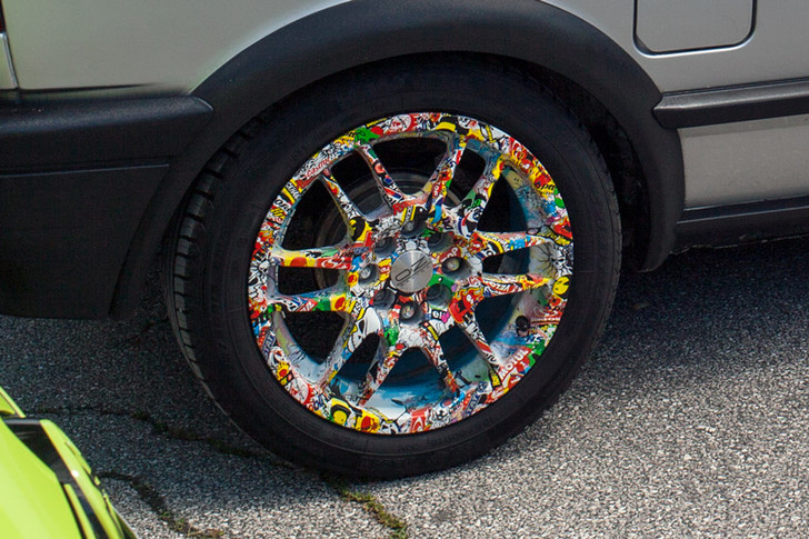 Фото №4 - 25 необычных колес