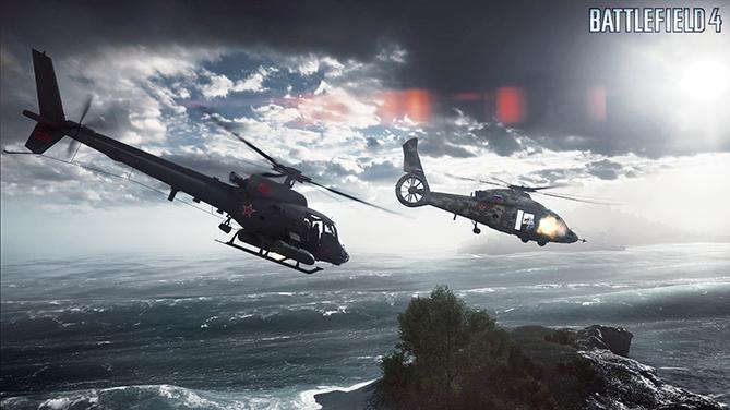 Фото №2 - Как не тратить деньги на отпуск, а отдохнуть в Battlefield 4