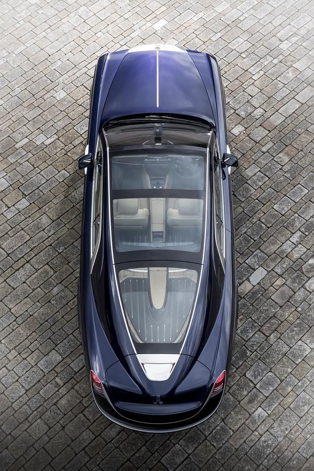 Фото №5 - Самый дорогой в мире Rolls-Royce построили для таинственного коллекционера