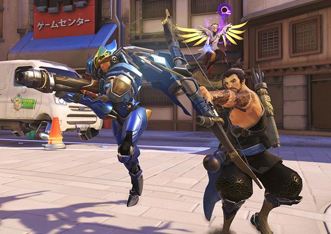 Фото №2 - 7 причин ждать игру Overwatch от Blizzard