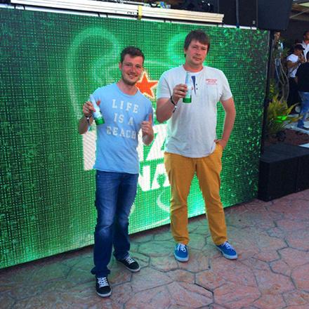 Как Heineken и MAXIM на Ибице гуляли
