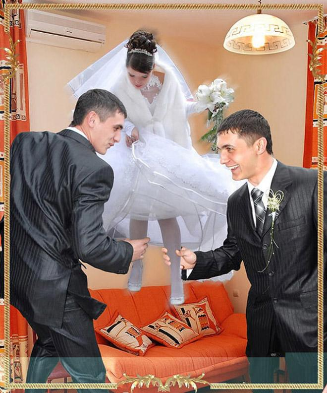 Фото №1 - 12 свадебных фотографий, которые не должны появиться в твоем альбоме!