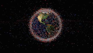 Китайцы разработали спутник, который будет ловить и двигать другие спутники