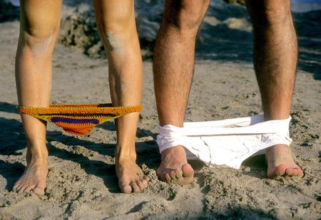 Невероятная подборка лучших нудистских пляжей в мире