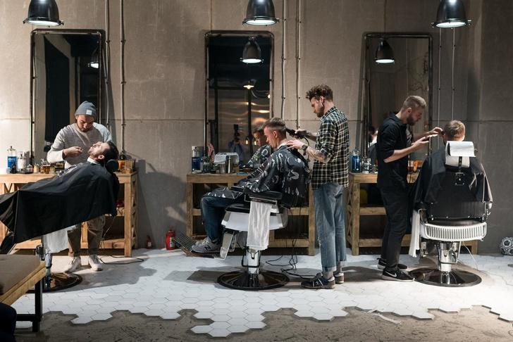 Фото №1 - Коммунальный барбершоп: в столице открылся Barberherman & CO