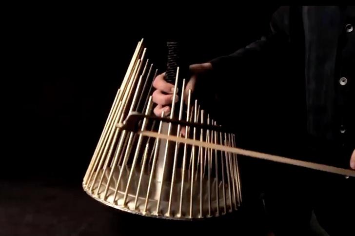 Фото №1 - Как звучит «самый страшный» музыкальный инструмент (видео)