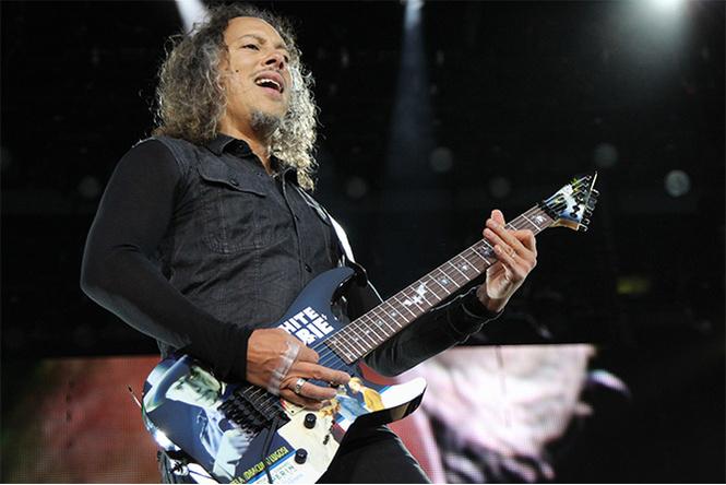Гитарист Metallica потерял все