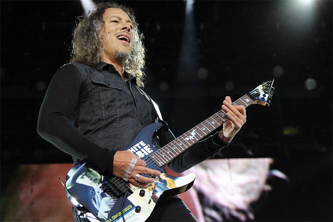 Фото №1 - Гитарист Metallica потерял все