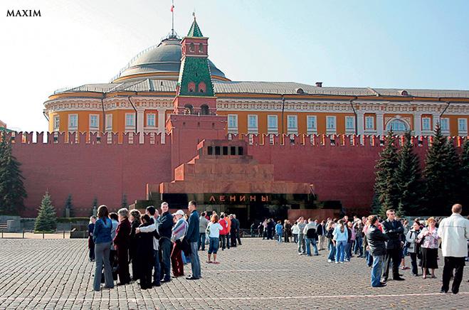 Фото №4 - Если бы Ленин был сиамскими близнецами