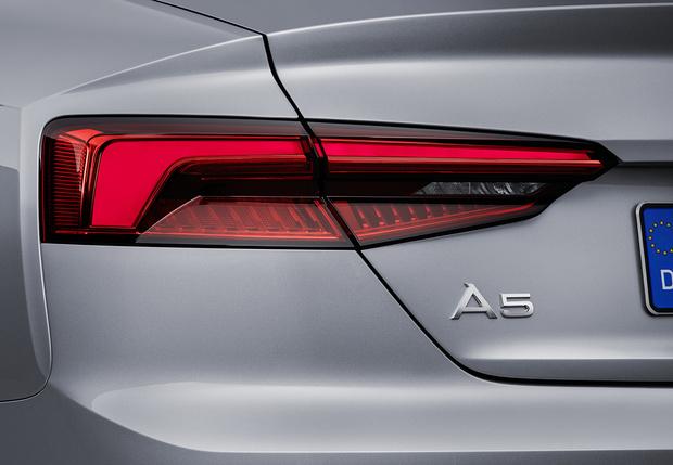Фото №5 - Пять причин, почему Audi A5 — это пять