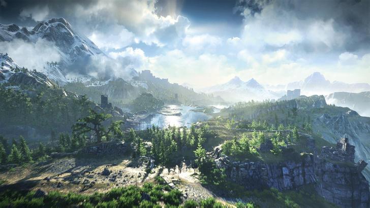 Фото №12 - 20 фактов о грядущей игре The Witcher 3: Wild Hunt
