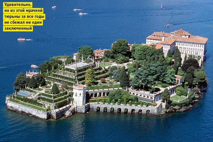 Фото №1 - Идея для отпуска от Стендаля: Изола-Белла, Италия