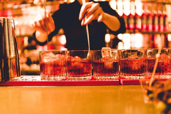 Фото №2 - На месте Time Out открылся Campari Bar