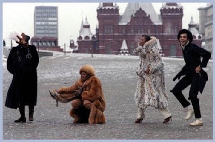 Фото №2 - Зарубежные звезды в СССР: 11 фото
