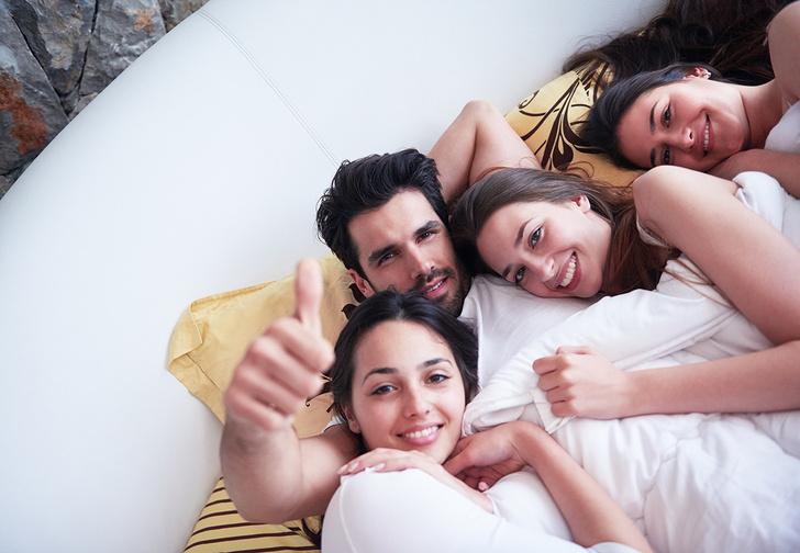 Фото №1 - Хорошие парни чаще занимаются сексом, чем плохие! Доказано учеными
