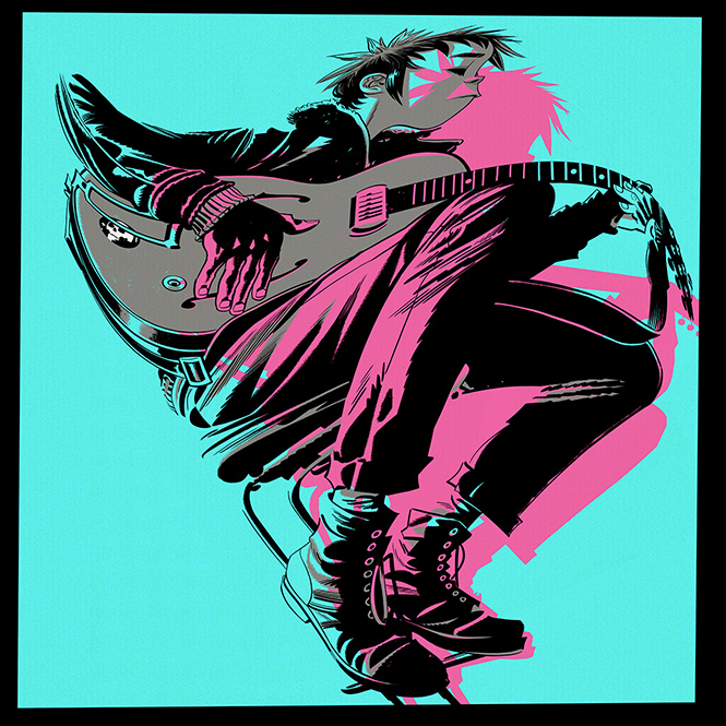 Фото №2 - Новый альбом Gorillaz и другие главные музыкальные новинки