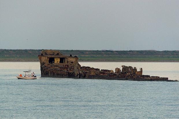 Фото №3 - Железобетонные корабли: ушедшая эпоха в 11 фотографиях