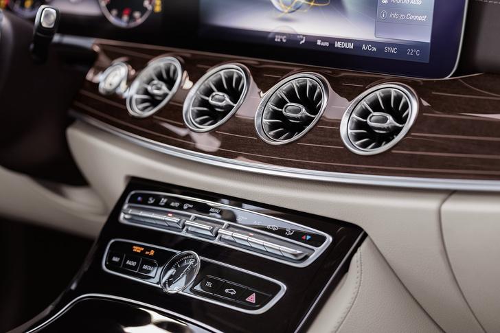 Фото №7 - Чтобы управлять купе Е-класса, нужно сначала отключить автопилот