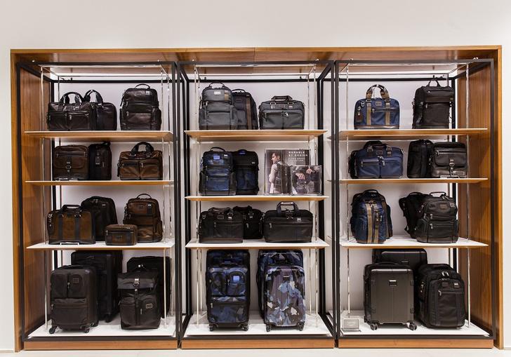 Фото №3 - Все коллекции TUMI в их первом российском бутике