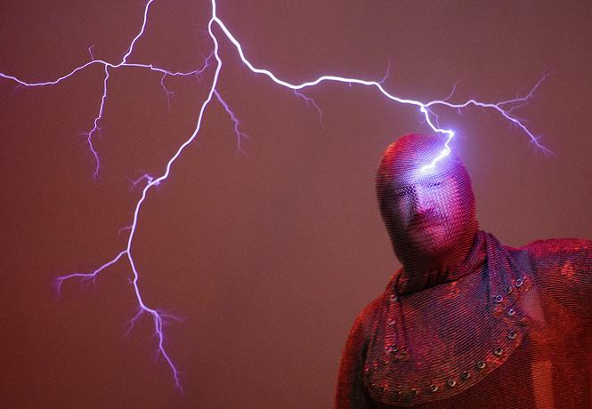 Наконец-то тебе можно не бояться удара молнии!