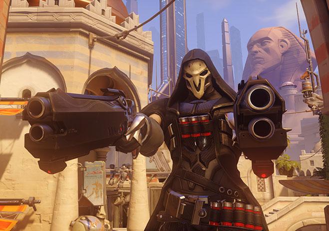 Фото №3 - 7 причин ждать игру Overwatch от Blizzard