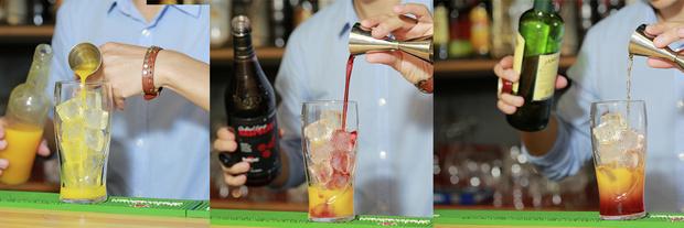 Фото №3 - Лучшие пивные коктейли: 7 главных мужских рецептов