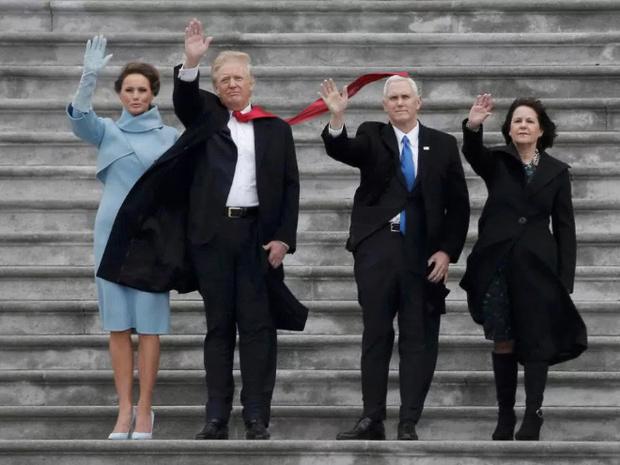 Фото №14 - Странная тенденция моды от Дональда Трампа — невероятно длинные галстуки!
