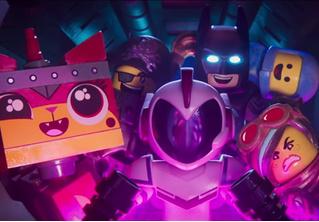 Недетский первый трейлер «Лего. Фильм — 2». На русском!