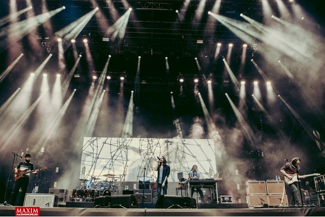Incubus на Park Live 2015