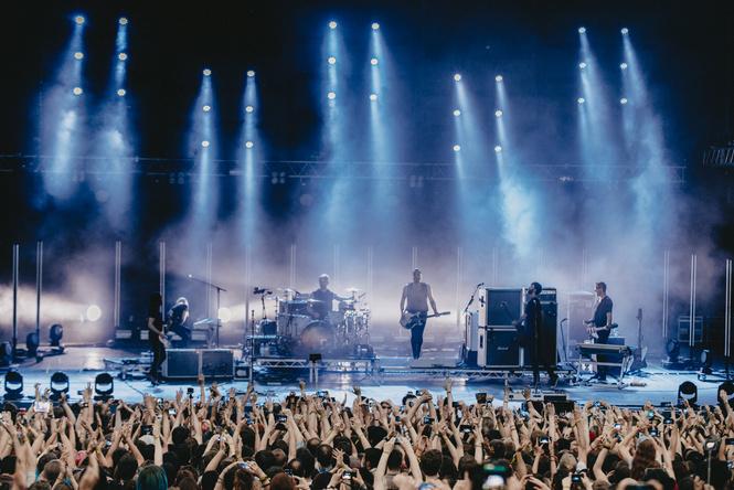 Лечение роком. Что вытворяют на своих концертах культовые британцы Placebo