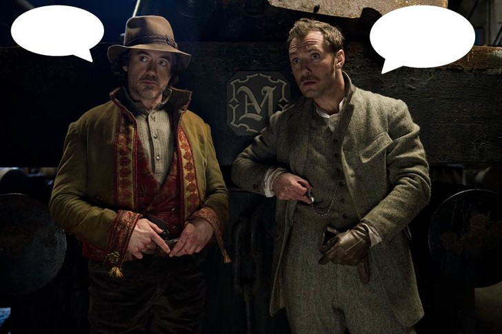 Фото №9 - Выиграй билеты на нового Шерлока Холмса