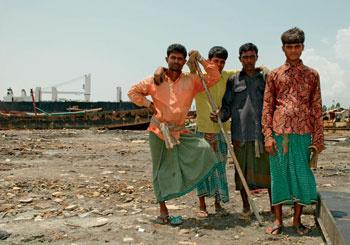 Большая разборка в маленьком Бангладеш