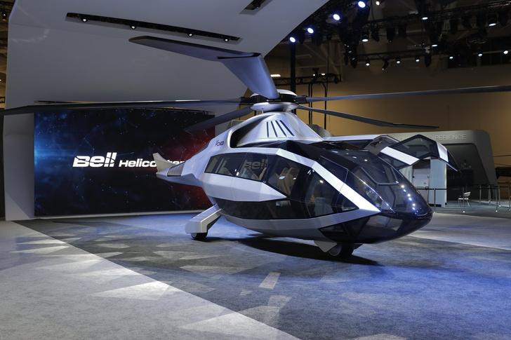 Фото №2 - Компания Bell построила вертолет будущего