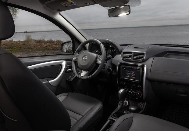 Фото №2 - Угловыпрямитель: знакомься с Nissan Terrano