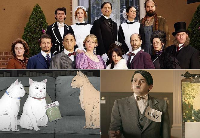 Новые комедийные сериалы, которые еще не стали мейнстримом